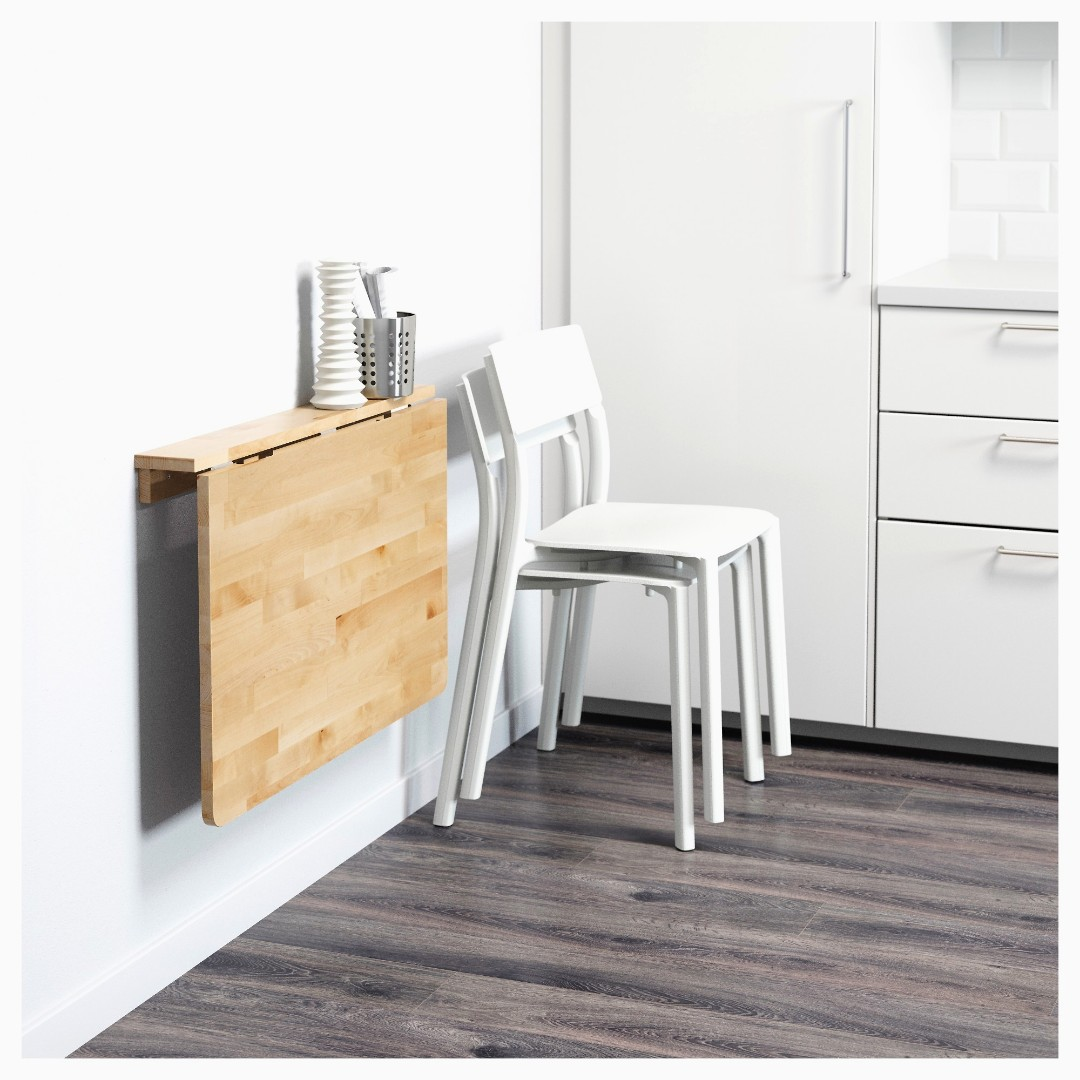 Bnib Ikea Ingo Wall Mounted Foldable