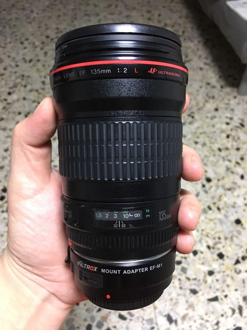 Canon 135L 135mm f2 0