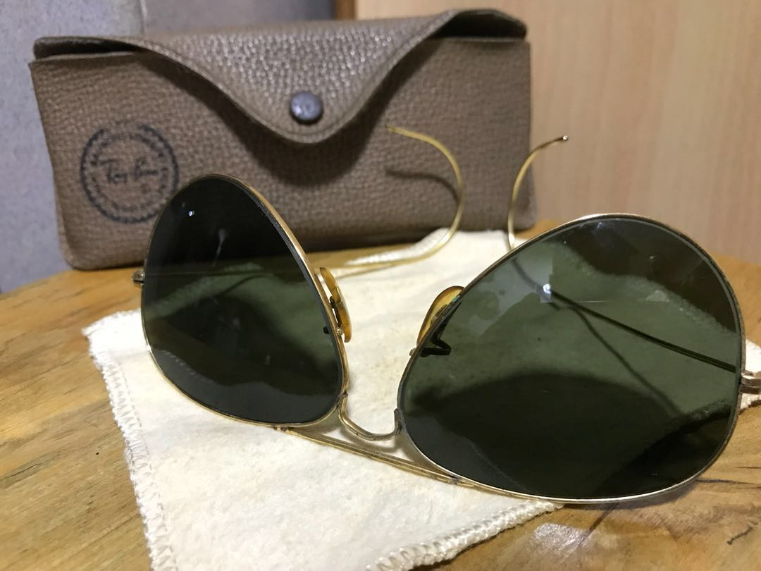2881239a8899 Collectors US RayBan Shades with Cable