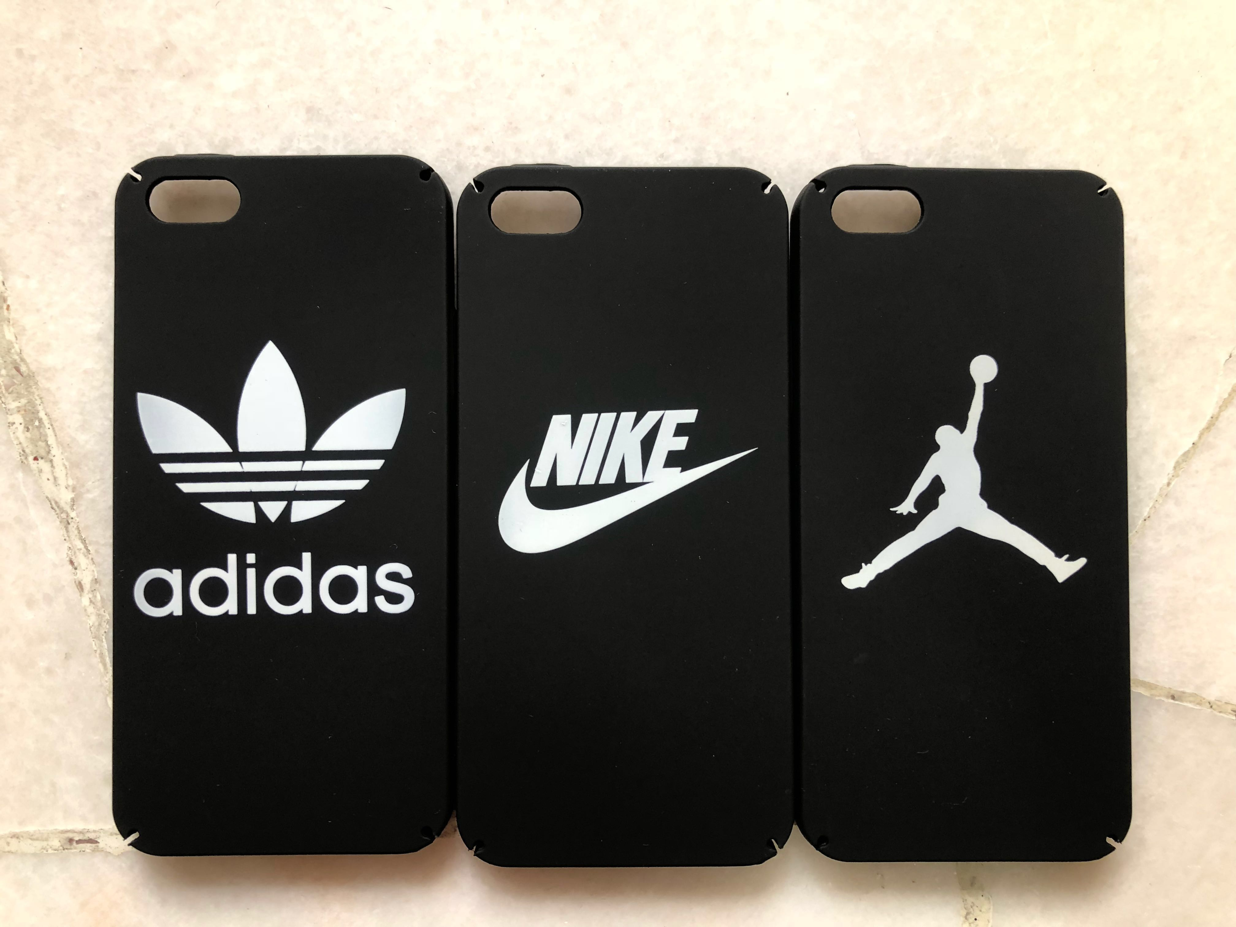 finest selection 0364c 11a92 [FREE📮] NIKE/ADIDAS IPHONE 5/5S/SE CASE