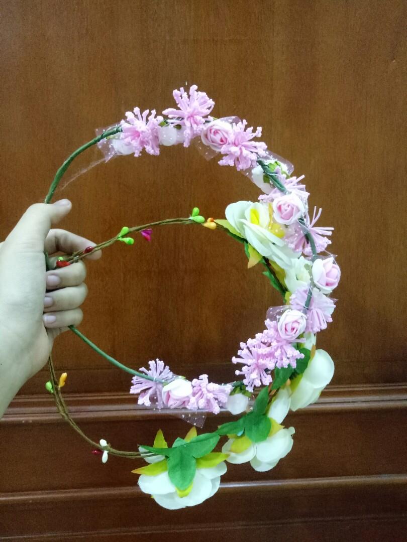 Headband Bando Flower Crown c3167ea50ad
