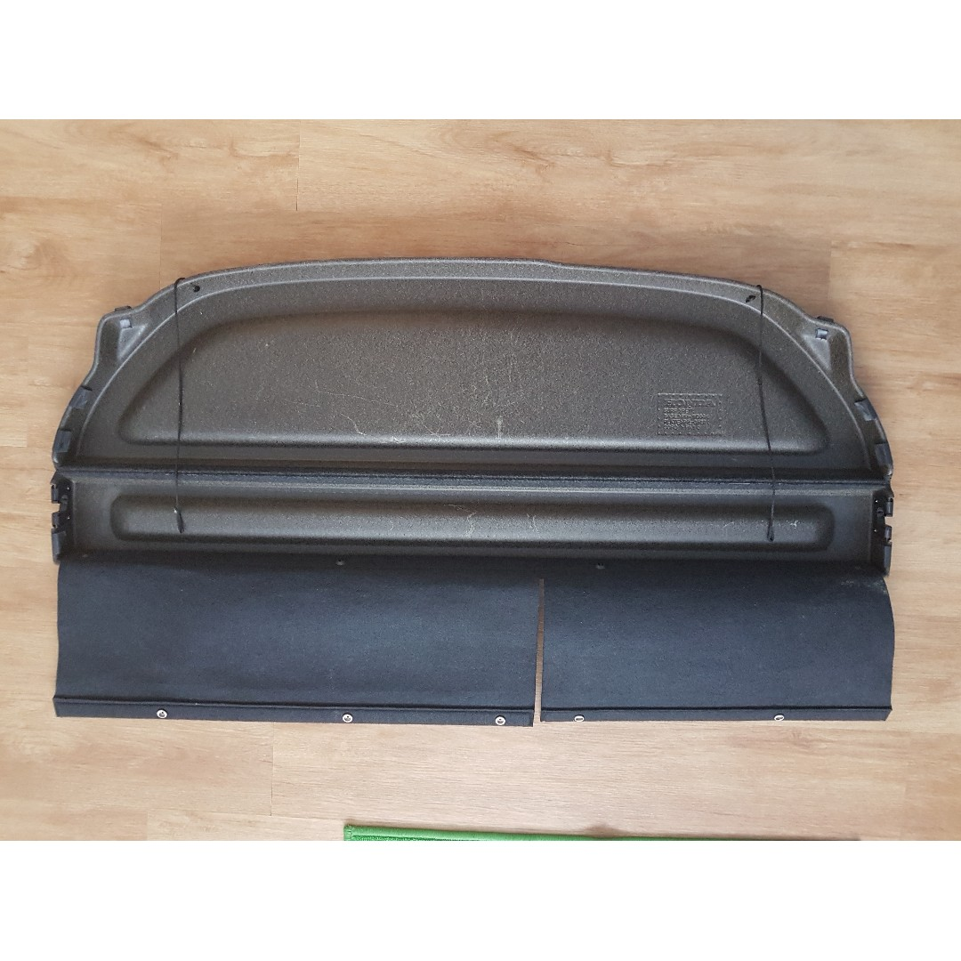 Honda Fit / Jazz GE6 Rear Boot Parcel Shelf / Cargo Cover, Car Accessories,  Accessories On Carousell