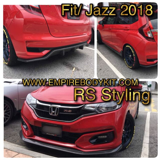 Honda Fit Jazz Bodykit Car Accessories Accessories On Carousell