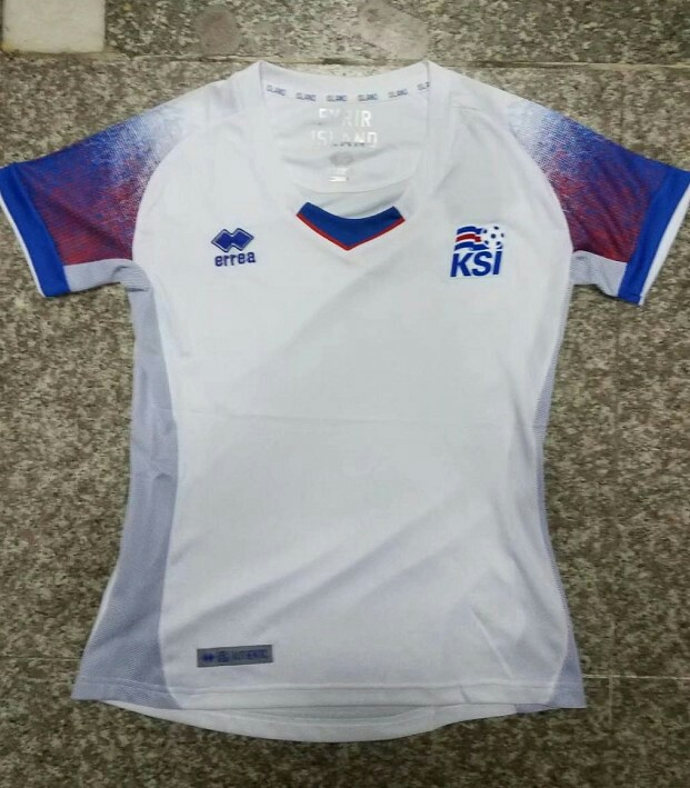 68821ee239f Iceland 2018 World Cup Away Ladies Kit