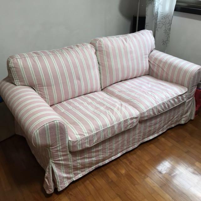 Brilliant Ikea Ektorp Furniture Sofas On Carousell Frankydiablos Diy Chair Ideas Frankydiabloscom