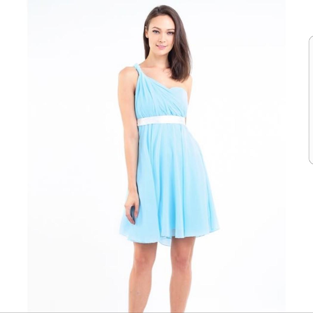 69664cfc827 Intoxiquette Convertible bridesmaid dress