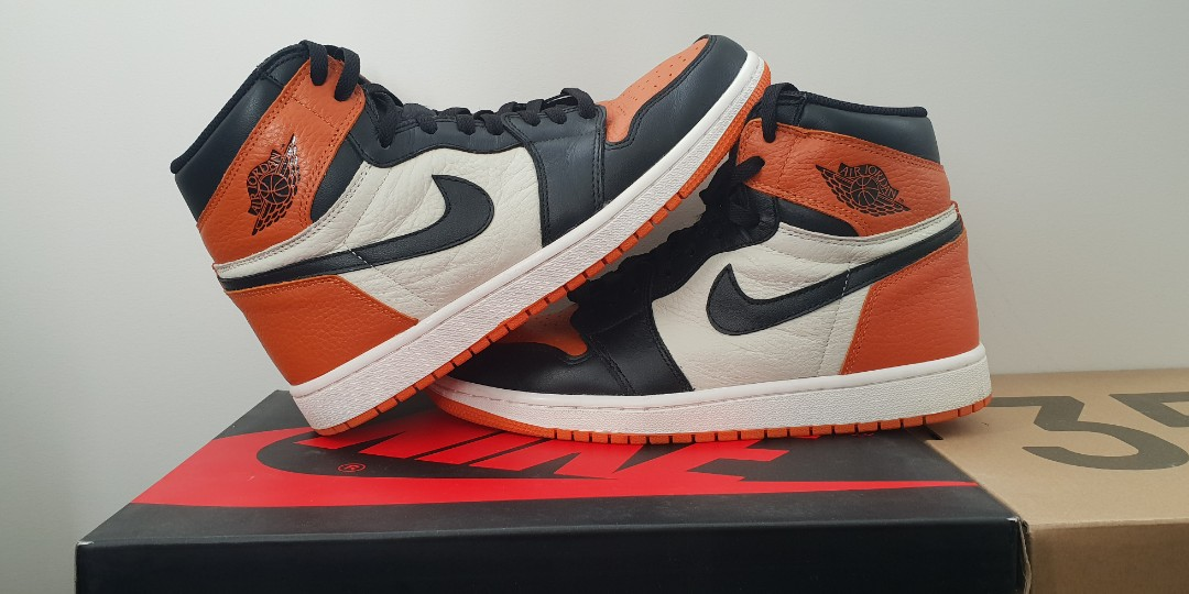 "Jordan 1 ""Shattered Backboard"""