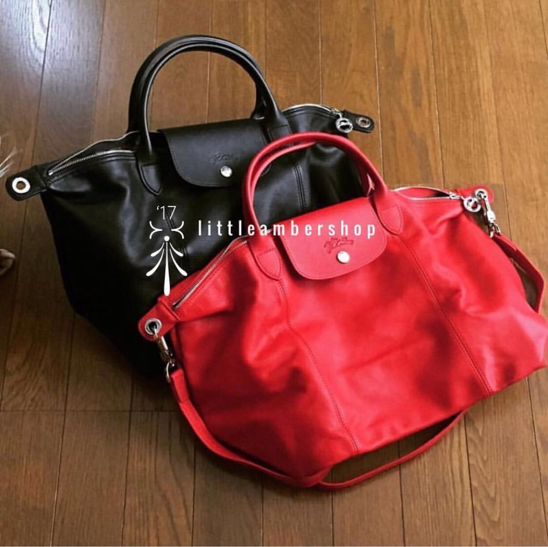 99ba329eff Longchamp Le Cuir ‼ Outlet SALE‼ , Luxury, Bags & Wallets ...