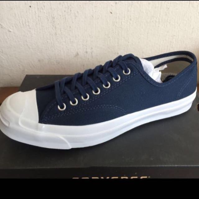 8b689c0d0f1f JACK PURCELL SIGNATURE OX NIGHTTIME NAVY LOW CUT