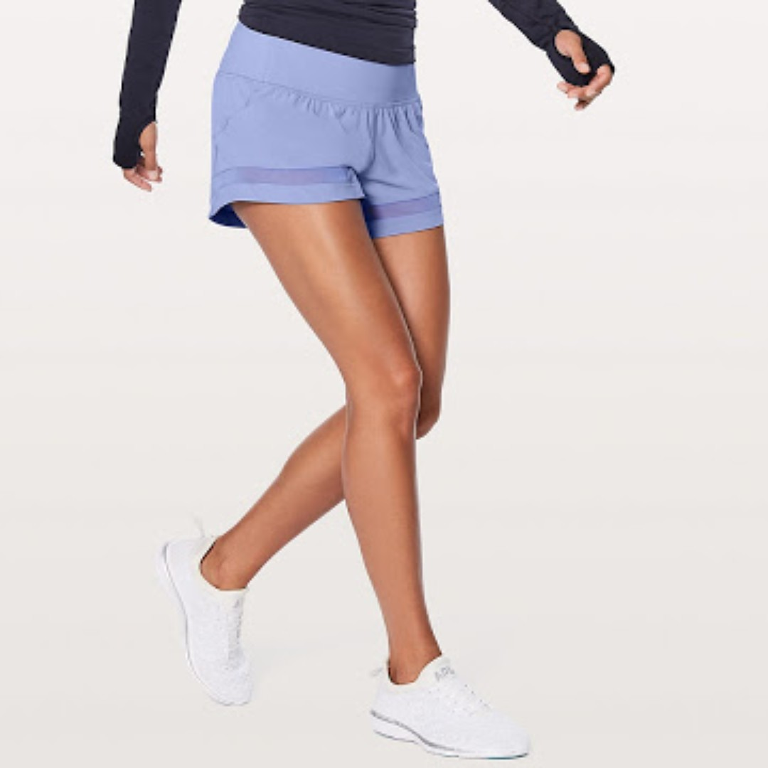 ed7b0a1002 New Lululemon Pace Perfect Short (3