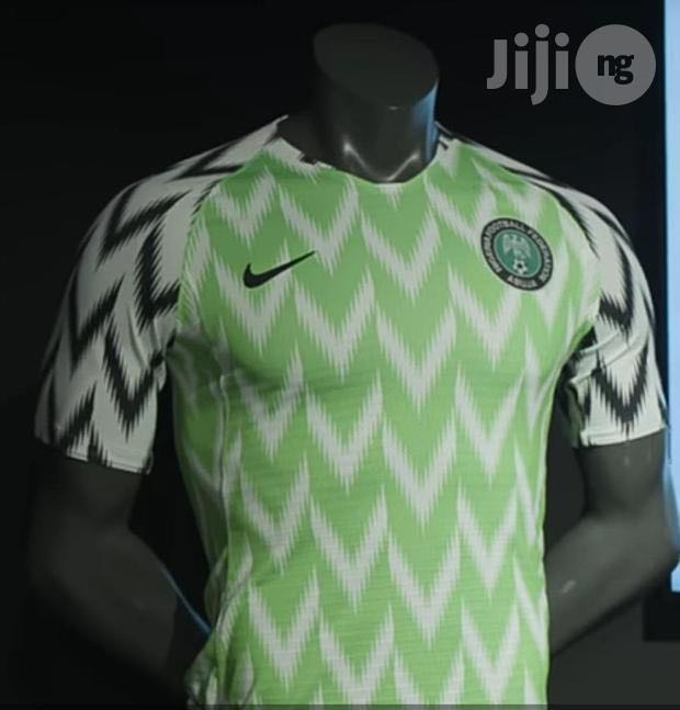 Nigeria Home Nigeria Away Jersey 2018 Kit 0a9f325ac