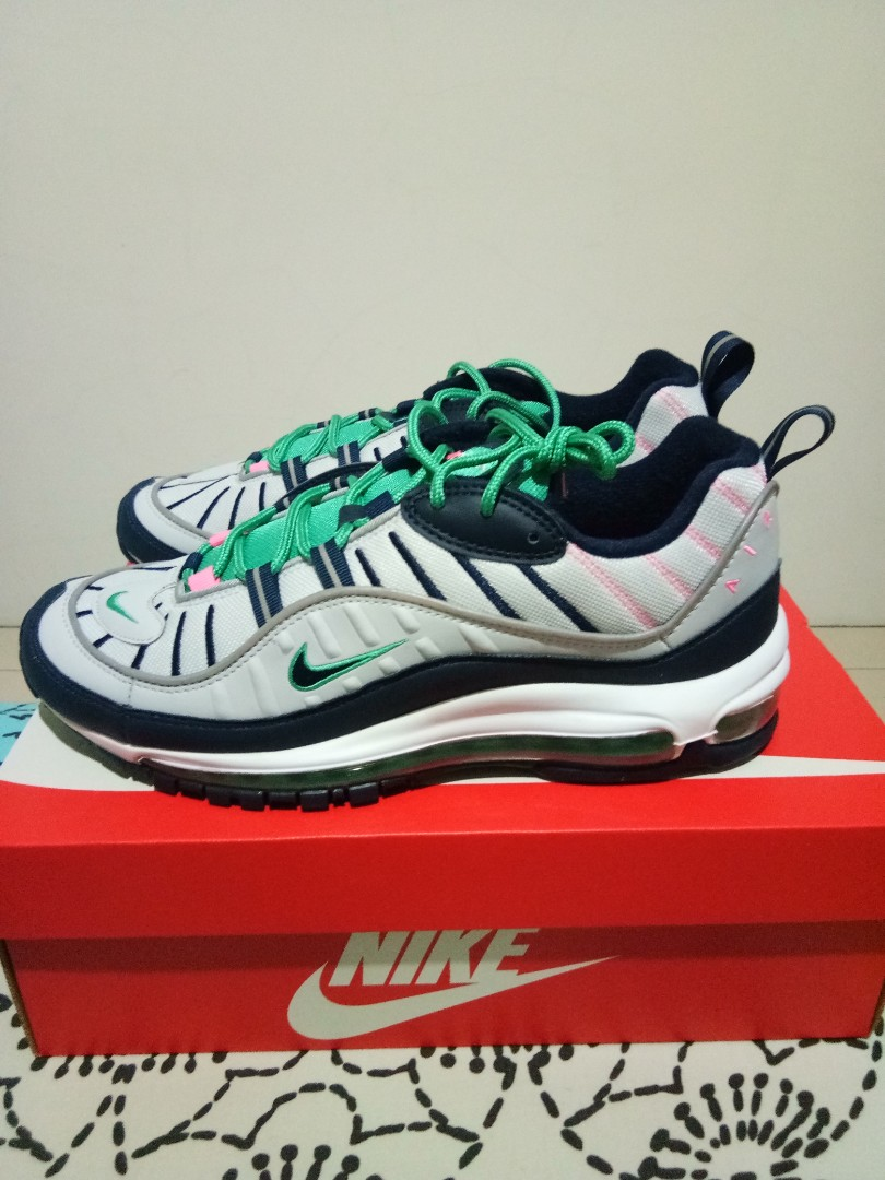 81b7075bc6 Nike Air Max 98 tidal wave, Men's Fashion, Footwear, Sneakers on Carousell