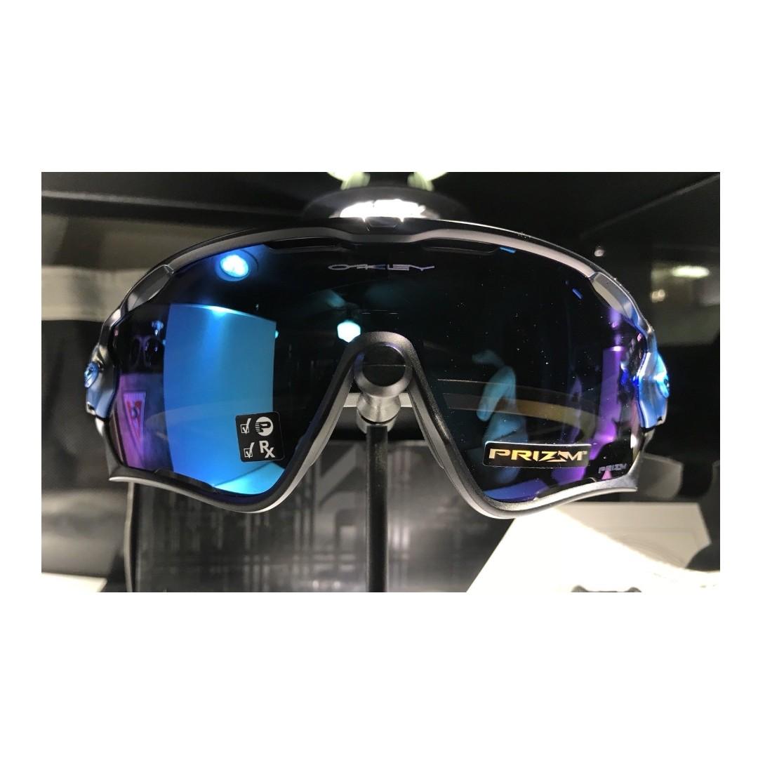 2d30afb8cf8 OAKLEY JAWBREAKER SAPPHIRE FADE COLLECTION PRIZM™ POLARIZED OO9290-2231  Sunglasses
