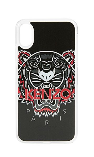 7646031cf1 Original Kenzo iPhone X Case Cover, Mobile Phones & Tablets, Mobile ...