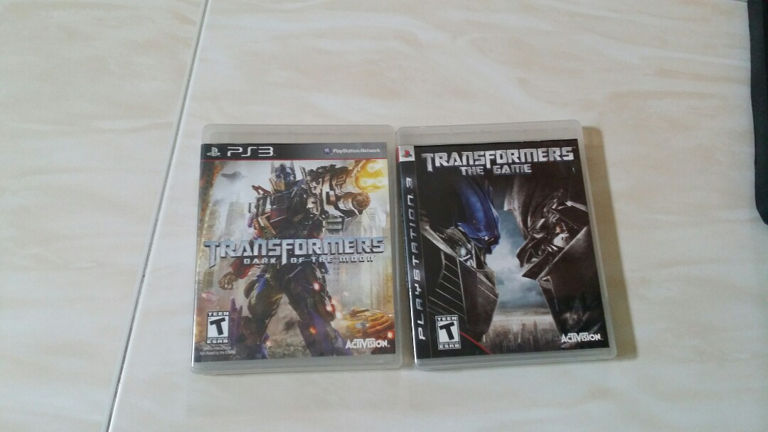 Ps3 transformers