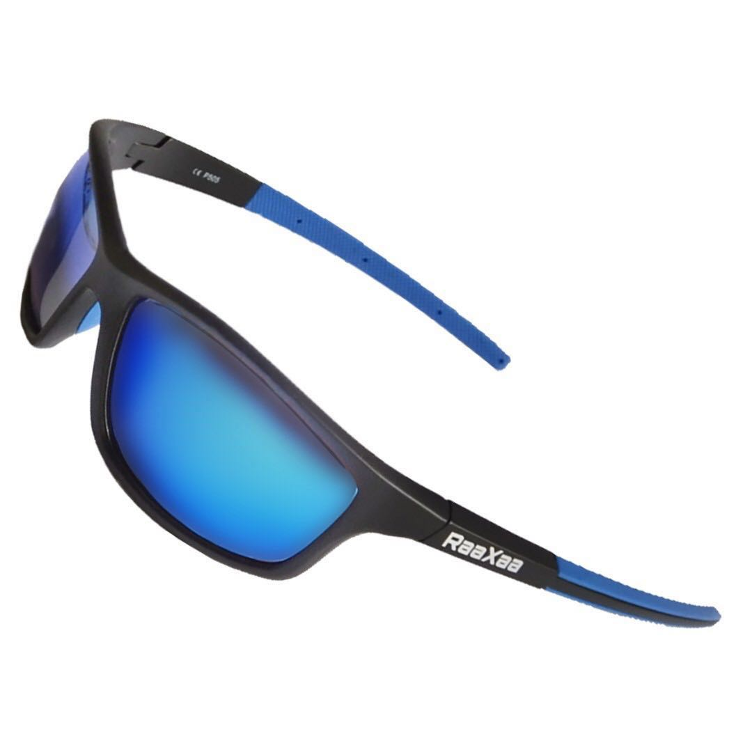 de91fe7c794f RaaXaa Polarized Sports Sunglasses for Cycling Running Golf Fishing ...