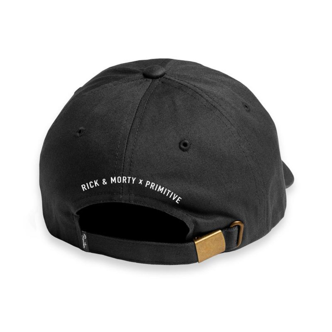 22ad06706c26f Rick And Morty X Primitive R M 5 Panel Dad Hat