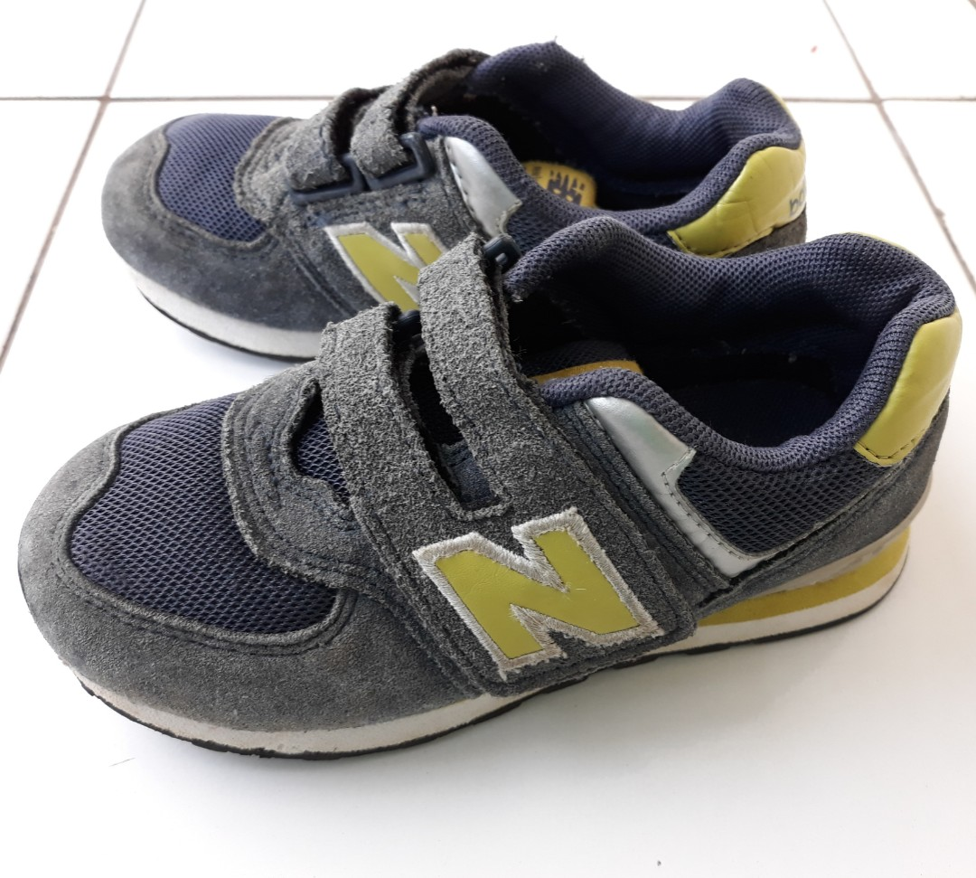 Sepatu Anak NB New Balance Original Preloved 18ae087bb7