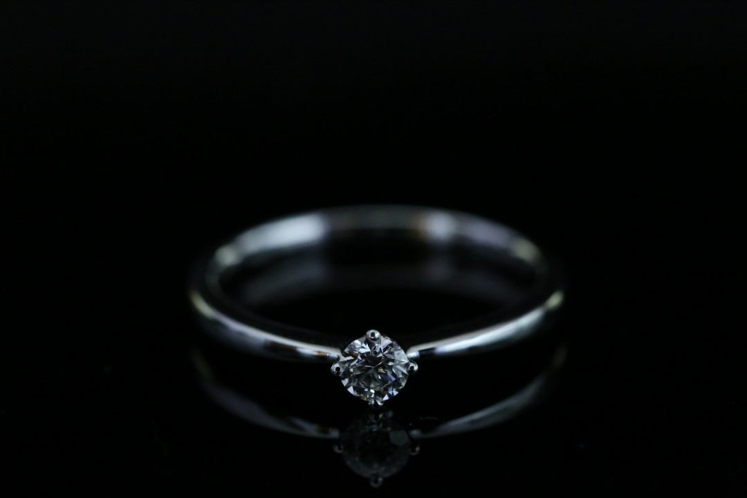 aed836d84ea4b Lee Hwa Destinee Solitaire Diamond Ring with GIA cert