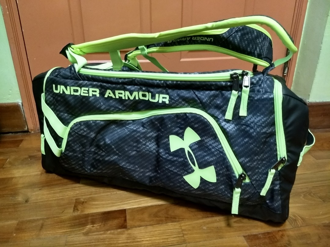 Under Armour Storm 1 Duffel Backpack 8f9a1ac7c7a23