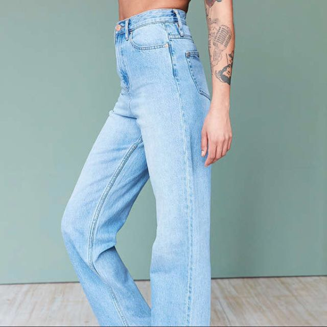 Urban Outfitters BDG High Rise Jeans