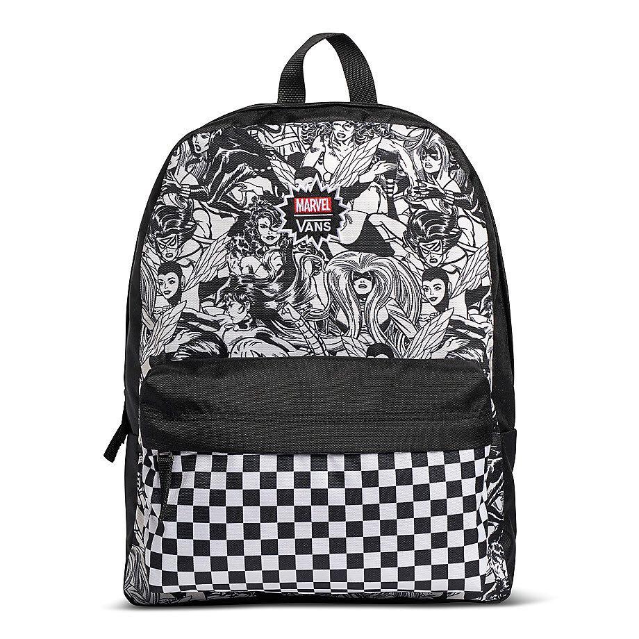 Vans X Marvel Realm Backpack 2ba20780d93d1