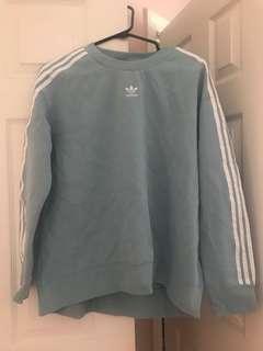 Adidas trefoil crewneck (BNWT)