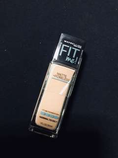 Maybelline Fit Me Foundation in 310 Sun Beige