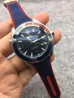 Blue omega seamaster