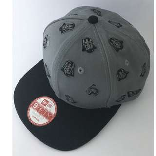 "2014 Limited Edition Star Wars x New Era - Empire ""Heads All Over"" Snapback"