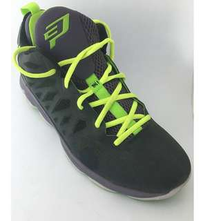 "2013 Jordan CP3.VI ""All-Star"" - Black, Electric Green, & Canyon Purple"