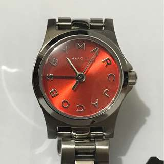 Marc By Marc Jacobs Stainless Steel Quartz Ladies Watch 女士腕錶