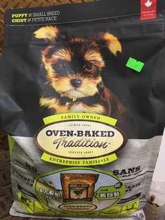 oven-baked 幼犬5磅