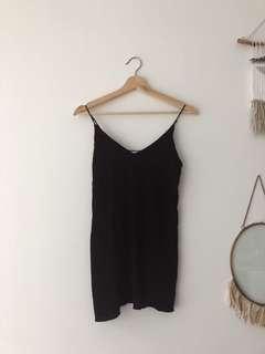 Wilfred free black tank dress