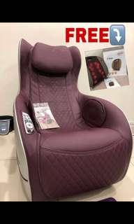 🔥Buy 1 Free 1🔥GINTELL 9011 De vano sl massage chair -diamond purple