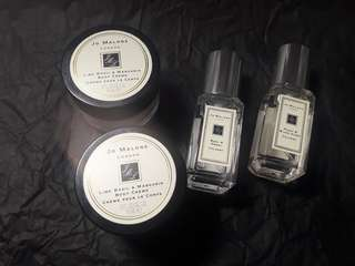 Jo Malone body creme & cologne bundle