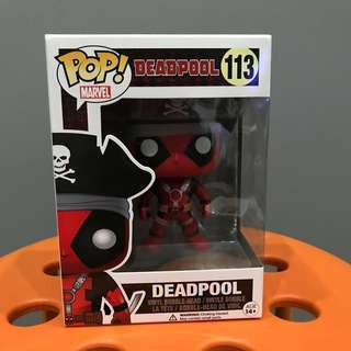 Pop! Funko Deadpool (Pirate)