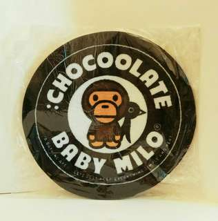 全新 Chocoolate ❌ Baby Milo 地墊