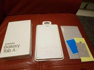 BNIB Sealed Samsung Galaxy Tab A6 7.0 LTE with casing & TG
