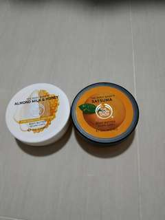 The Body Shop body butter 50ml