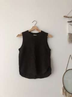 Wilfred Free wool tank