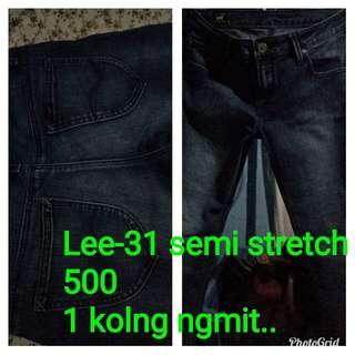 Lee jeans-size31