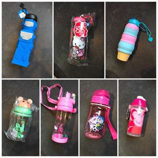 BN water bottle for kids