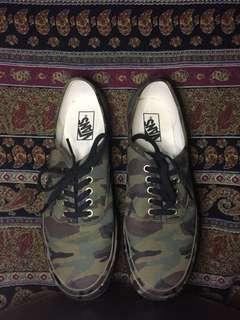 Authentic Vans Mono (camouflage)
