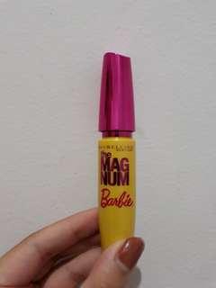 Maybelline mascara barbie