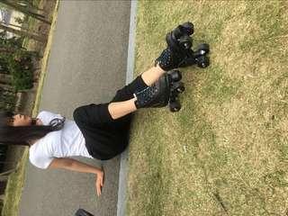 🚚 四輪溜冰鞋