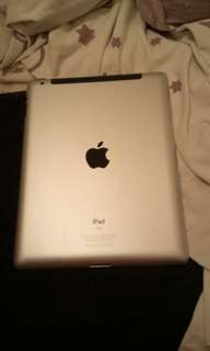IPad 2 16GB with sim