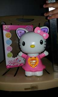 Hello kitty moving toy