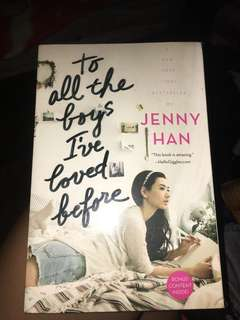 To All The Boys I've Loved Before (not used)