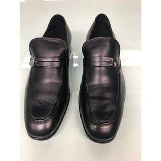 Original Salvatore Ferragamo Leather Loafers Shoes